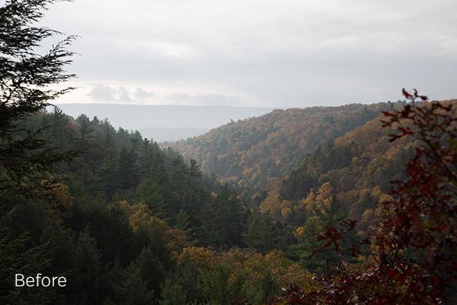 Fall Landscape Lightroom Presets