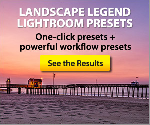 Landscape Legend Lightroom Presets
